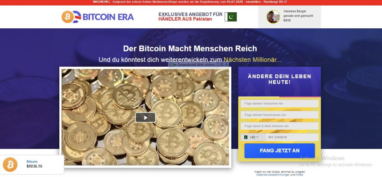 Lena Meyer Landrut Bitcoin