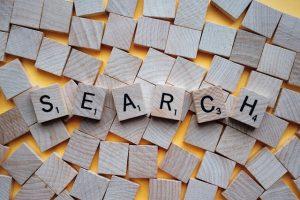 Een zoekmachine