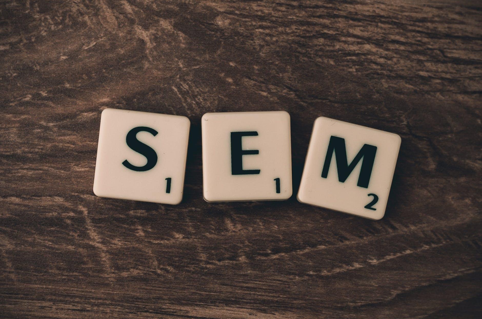 sem marketing company
