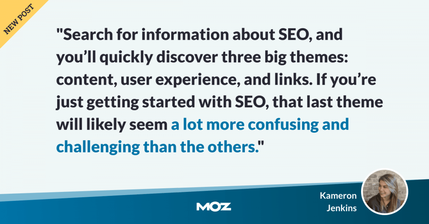 How to Get Started Building Links for SEO