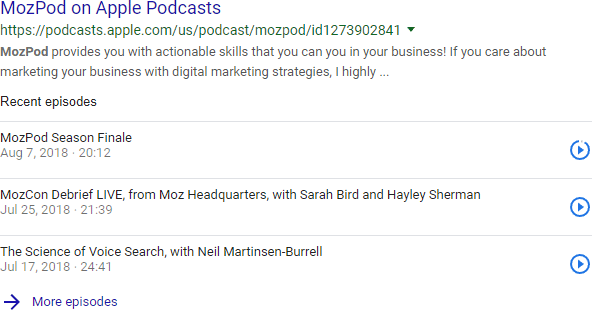 Podcasts in SERPs: Is Audio SEO the Next Frontier?