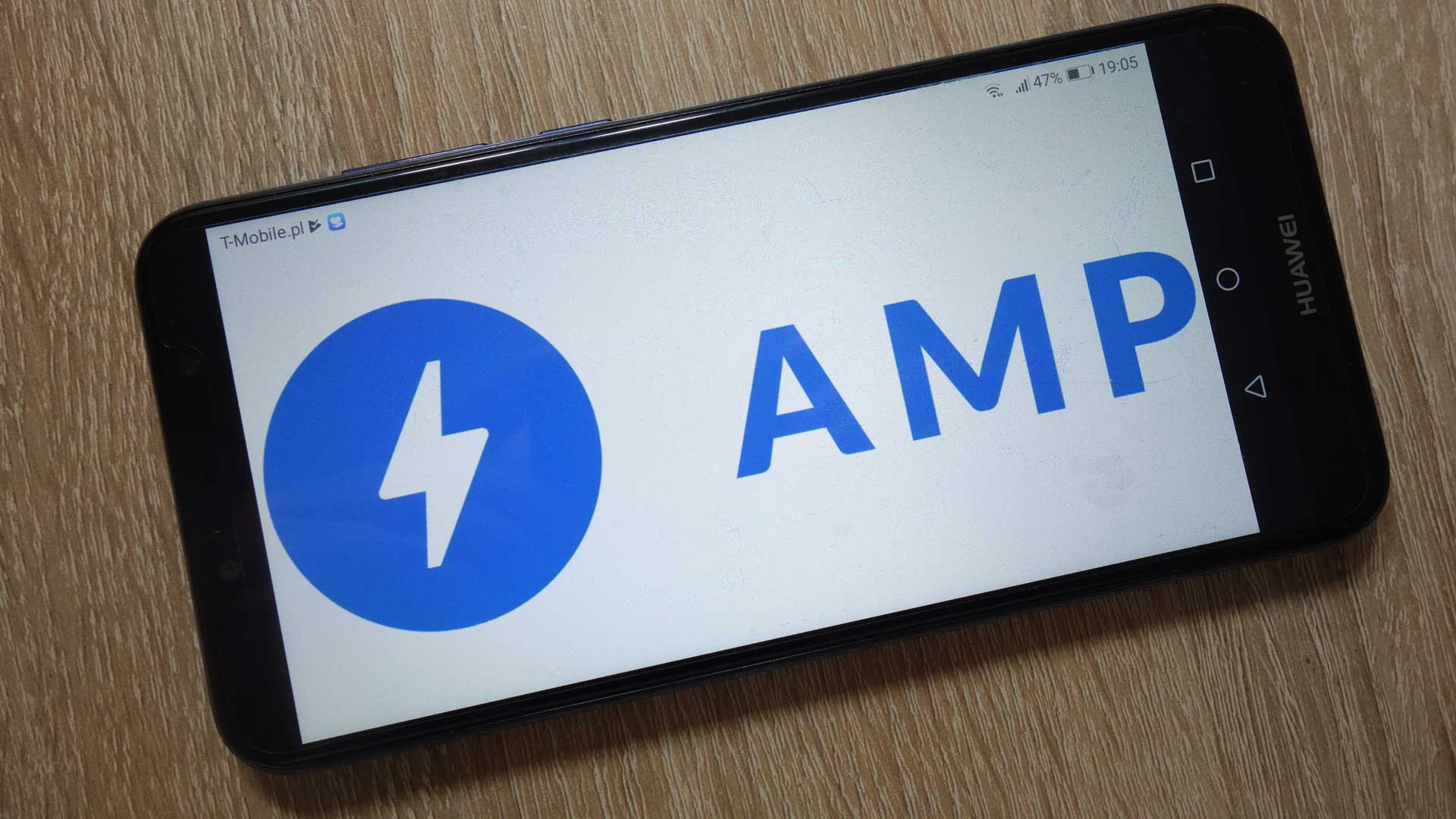 You can now add custom JavaScript to AMP pages