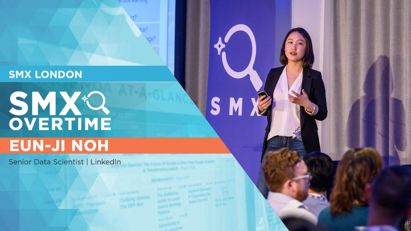 SMX Overtime: Here's how to make SEO gains through data science