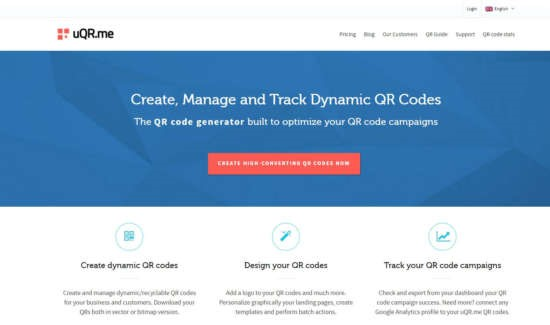 uqr code generator